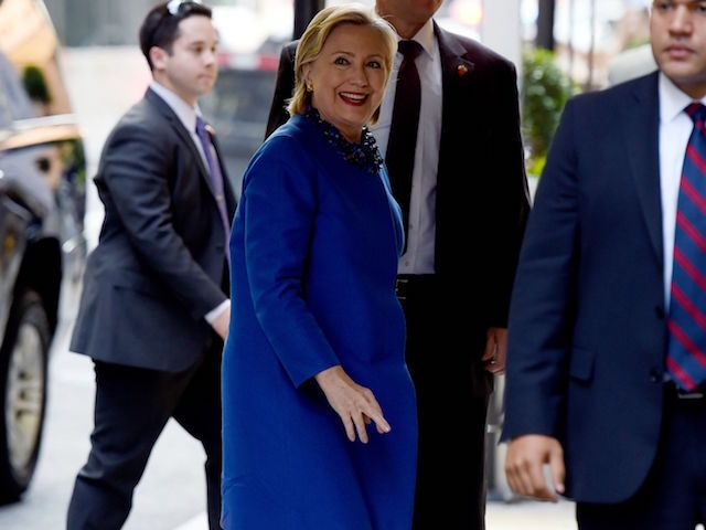 Leaked Hillary Clinton Speech to Foreign Bank: 'My Dream Is a Hemispheric Common Market with Open Trade and Open Borders'