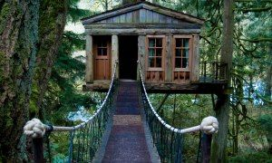 Treehouse Temptations: The Seven Best Treehouse Hotels In North America - Posted on Roadtrippers.com!