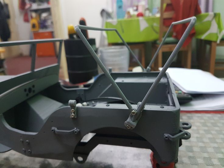RC+MB+Jeep+in+1:10+CANVASS+ROOF+RAIL+by+NEO72.