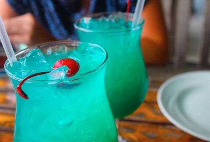 Blue Haawaii