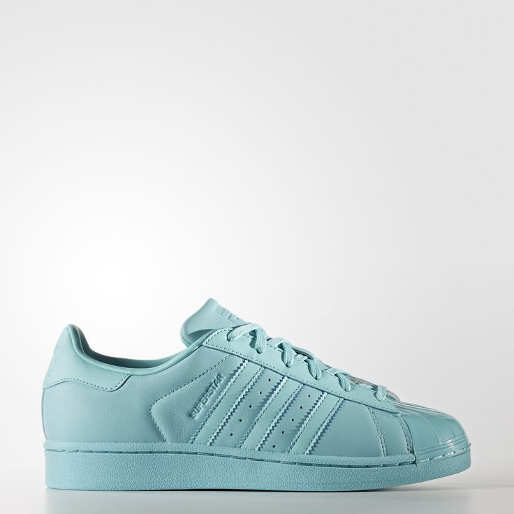 A pair that first rose to glory on the basketball court, the adidas  Superstar climbed