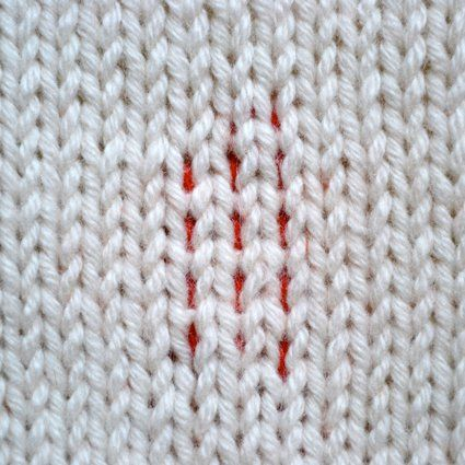 Weaving in Your Ends   Purl Soho