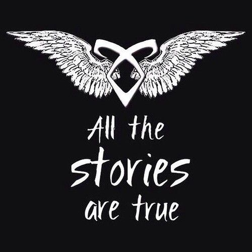 All the stories are true tmi quote                                                                                                                                                                                 More
