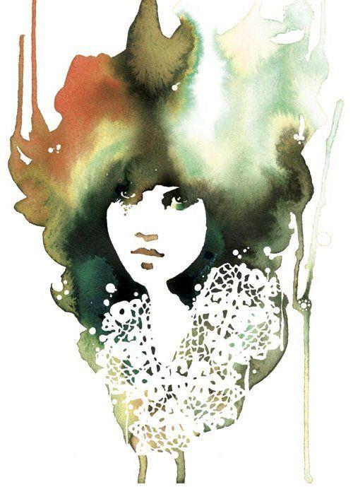 Watercolor Design Inspiration