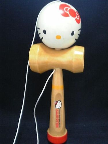 Hello Kitty Kendama