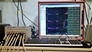Taratura sistema di acquisizione dati e termocoppie k