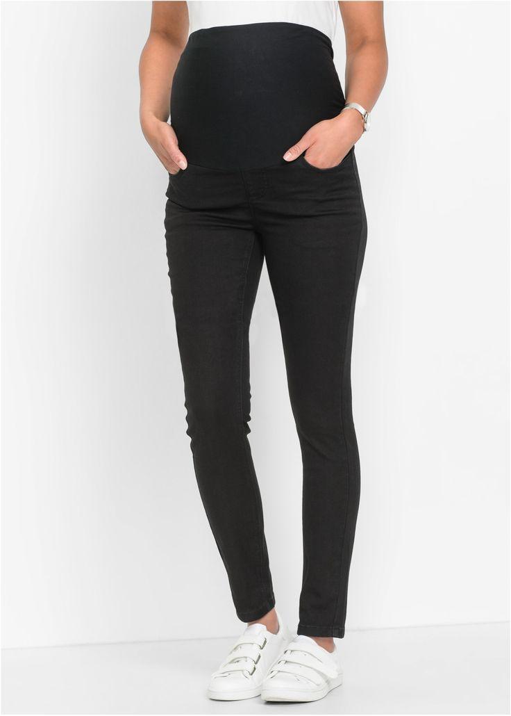 Umstandsjeans Skinny schwarz - bpc bonprix collection jetzt online bei bonprix.at ab ? 27,99 bestellen. Diese enganliegende Schwangerschaftsjeans im ...