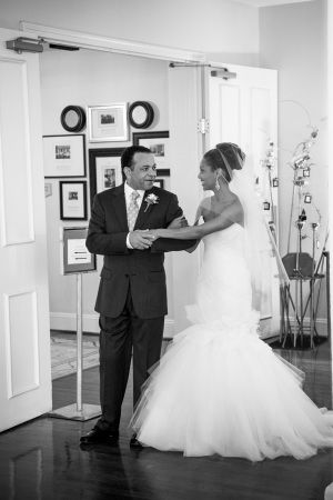 This Carolina Inn wedding from Events by La Fete is classic right down to it's very core. The stunning Bride donning a fluffy sweetheart dress from Alexia's Bridal Boutique, heavenly bouquets of white blooms and one crazy cute flower girl… every inch is traditional