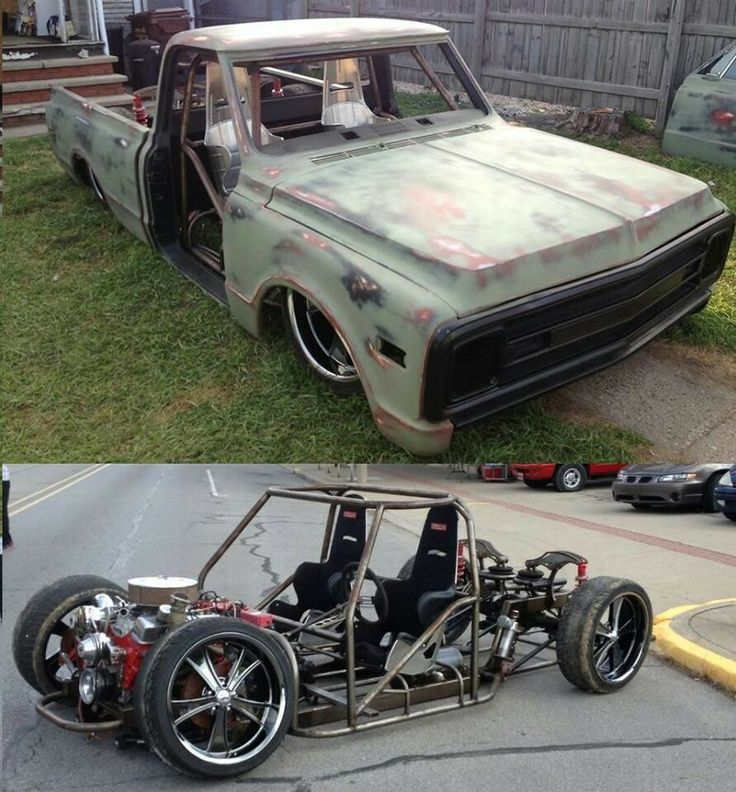 Tube Frame Crazy Creations Pinterest Cars Rats And Car Stuff