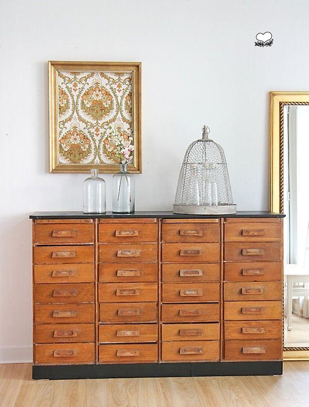 die besten 25 apothekerschrank ideen auf pinterest. Black Bedroom Furniture Sets. Home Design Ideas