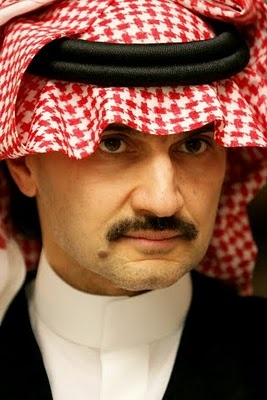 The 2nd man who inspires me every day... Prince Al Waleed.