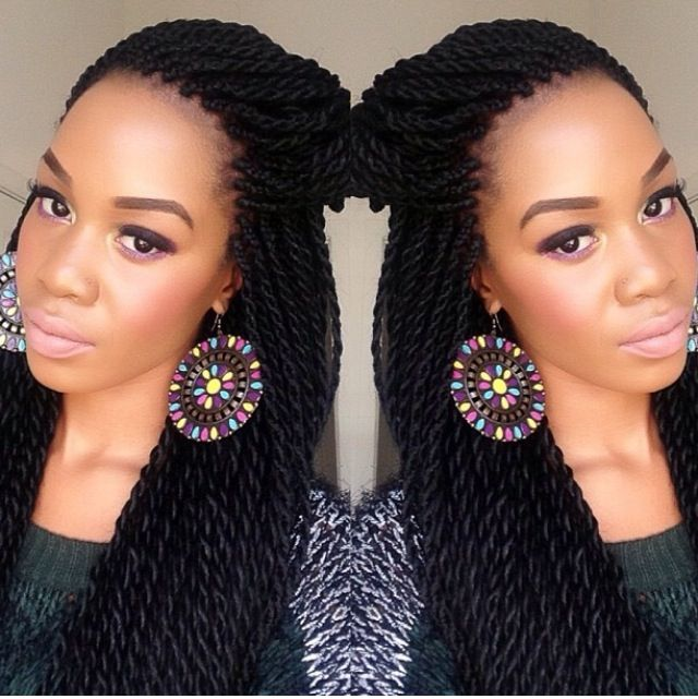 Crochet Box Braids Amazon : 1000+ images about Braids/ Twists on Pinterest Box Braids ...