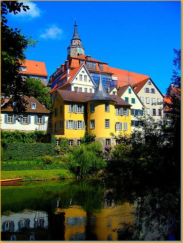Tubingen Germany  city photo : Tubingen, Germany | Germany | Pinterest | Old Town, Germany and ...