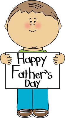 """Picture day- """"I take a picture of my children holding a 'Happy Father's Day' sign. Their dad keeps the pictures in a small photo album. When he adds his new photo each year, he looks back at the old ones to see how the kids are growing."""""""