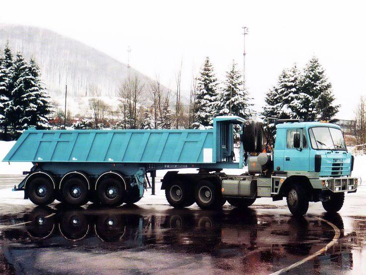 Tatra T815 6x6.2 NT