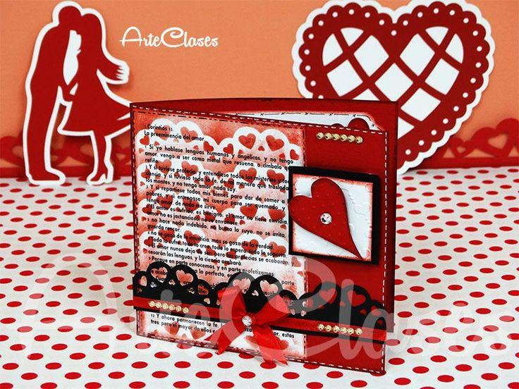 Tarjeta San Valentín – Regalo 3