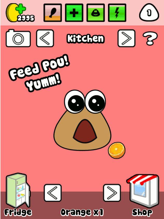 Download Game Pou Gratis untuk android