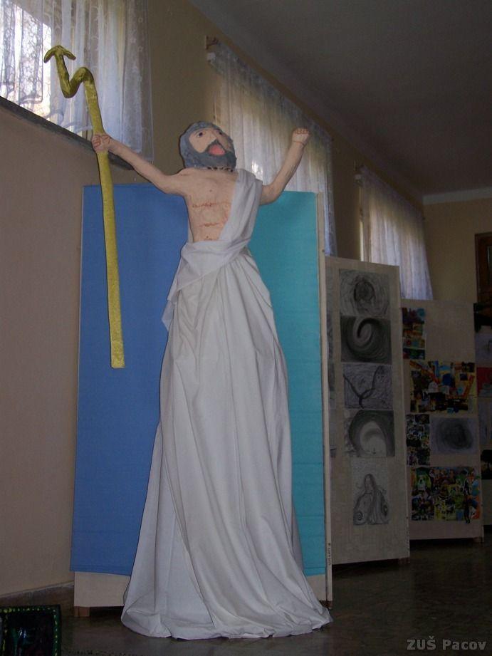 Výstava - Vánoce 2011 | Základní umělecká škola Pacov