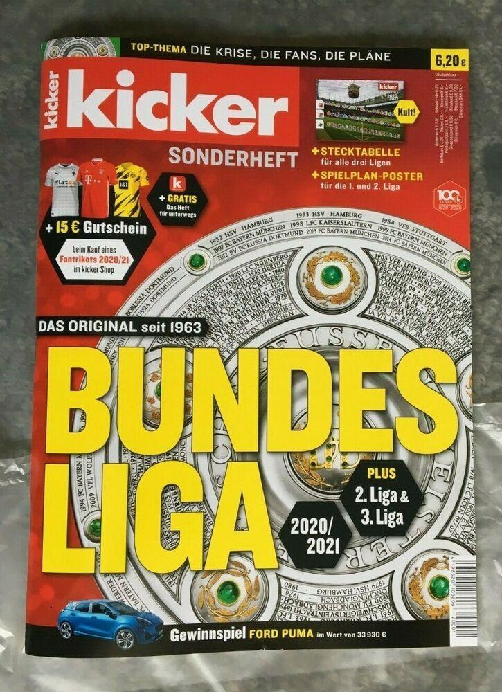Pin Von Wolfgang Sittig Auf Geschenk Bundesliga Kicker Bundesliga Tabelle
