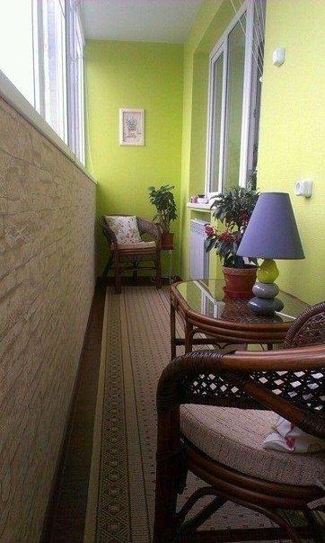 Идеи оформления балкона/лоджии - Дизайн интерьеров | Идеи вашего дома | Lodgers