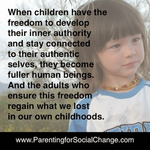 Positive Parents: Spotlight: Liberation Parenting Program