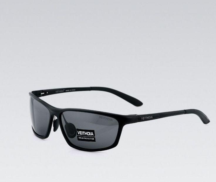Pánské značkové polarizované sportovní sluneční brýle černé Na tento produkt se vztahuje nejen zajímavá sleva, ale také poštovné zdarma! Využij této výhodné nabídky a ušetři na poštovném, stejně jako to udělalo již velké množství spokojených …