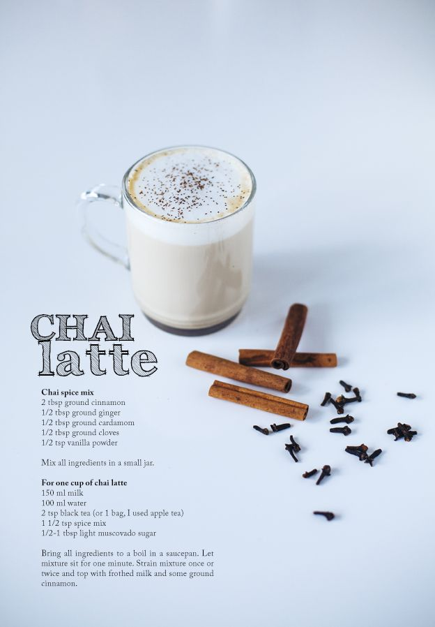 Chailatte | Linda Lomelino | Amelia bloggar / FOOD /  Boutique Romane / Bayeux / Fashion / Women /Trend / Tendance / Mode