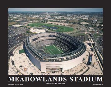 Metlife Stadium formerly Meadowlands Stadium