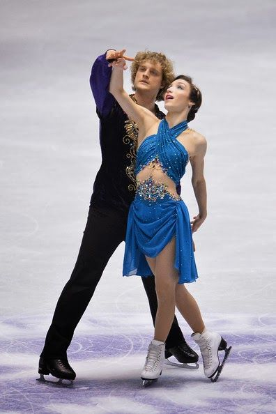 Nick Verreos: ICE STYLE.....Best Costumes of the ISU of Figure Skating Grand Prix Season 2013-2014 Part II: The Men and Ice Dance