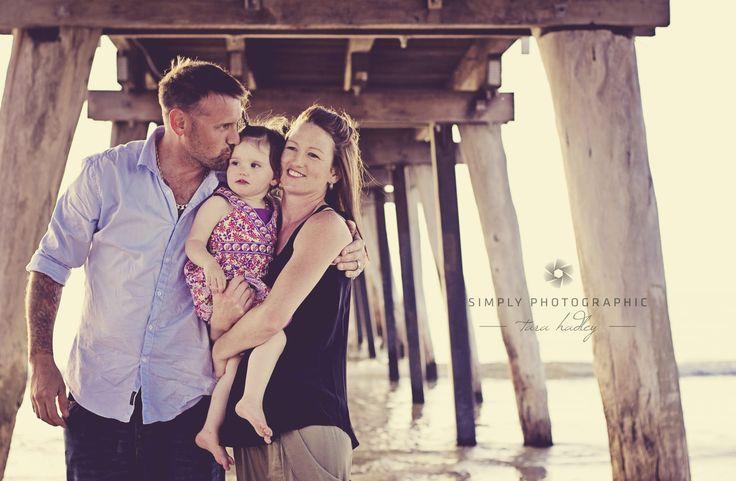 Under the boardwalk <3 #familybeachshoot #adelaidephotographer #babieschildrenfamily https://www.facebook.com/simplyphotographic2012?ref=hl