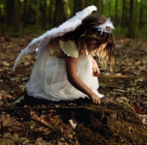 Angel = precious