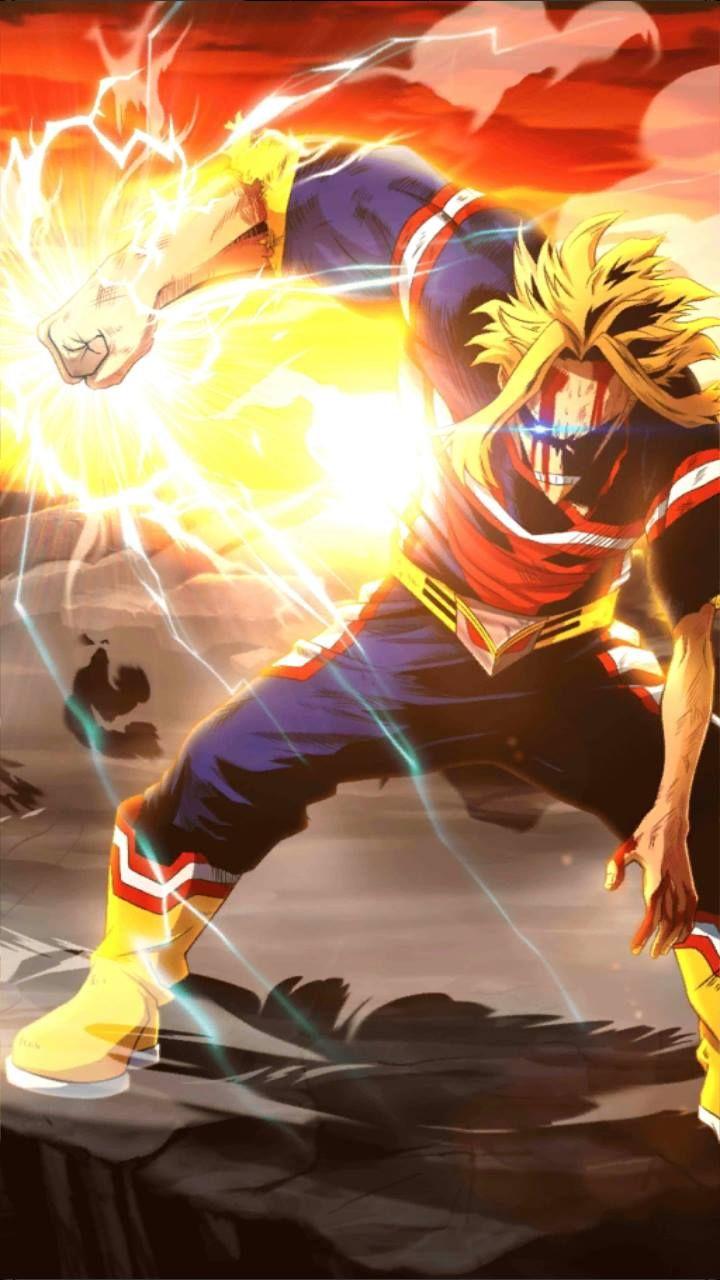 All Might Toshinori Yagi Boku No Hero Academia My Hero Academia My Hero My Hero Academia Hero Wallpaper