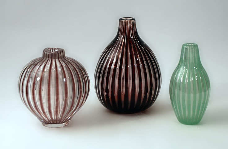 Freeforms - Orrefors Swedish Art Glass