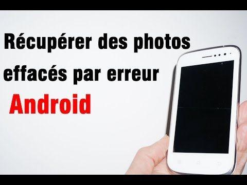 Tuto : Comment récupérer ses fichiers (photos, vidéos) effacés par erreur sous Android - YouTube