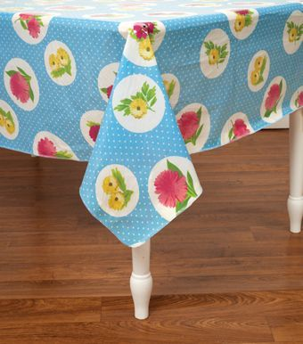 Never Worry About Ruining Your Table Again With Our Oblong Oilcloth  Tablecloth. These Heavy Duty