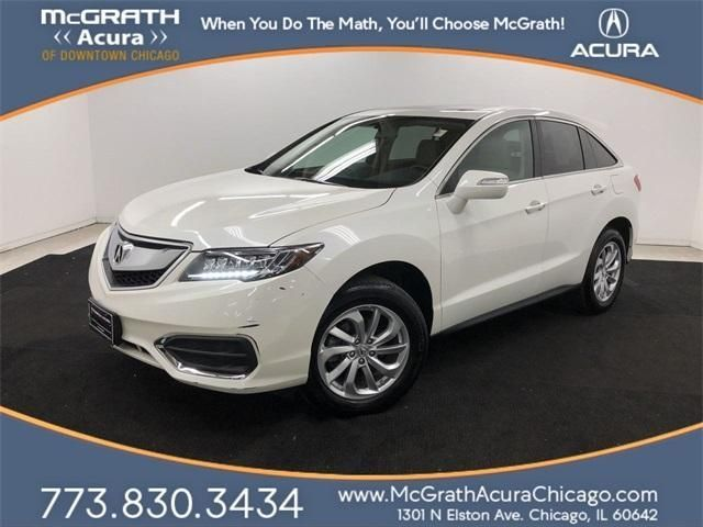 2017 Acura Rdx Technology Package For Sale In Chicago Cars Com Technology Package Cars Com Acura