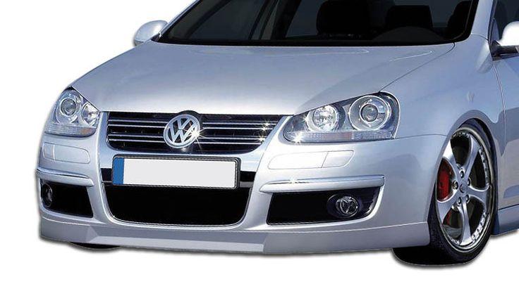2005-2010 Volkswagen Jetta 2006-2009 Golf GTI Duraflex Executive Front Lip Under Spoiler Air Dam - 1 Piece