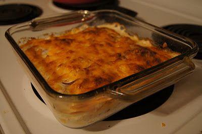 Scalloped Turnips recipe