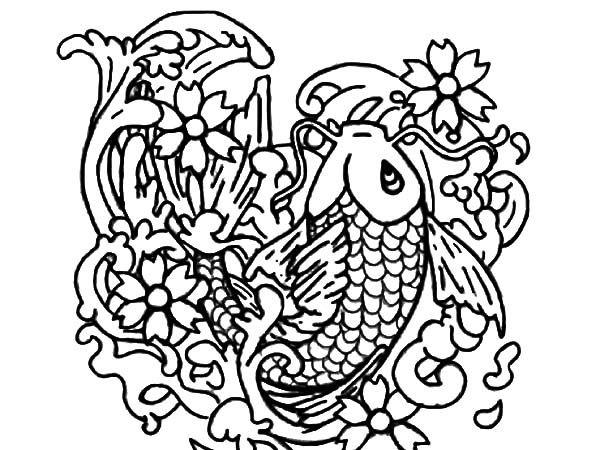 55 Best Koi Fish Images On Pinterest