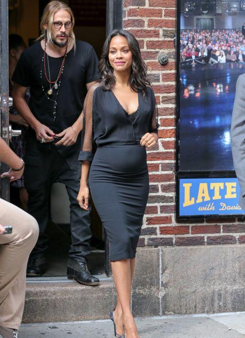 YAAASSSS Zoe!!! Love this maternity look!!!