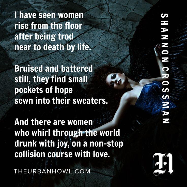 Rise Fragile, Fierce Woman