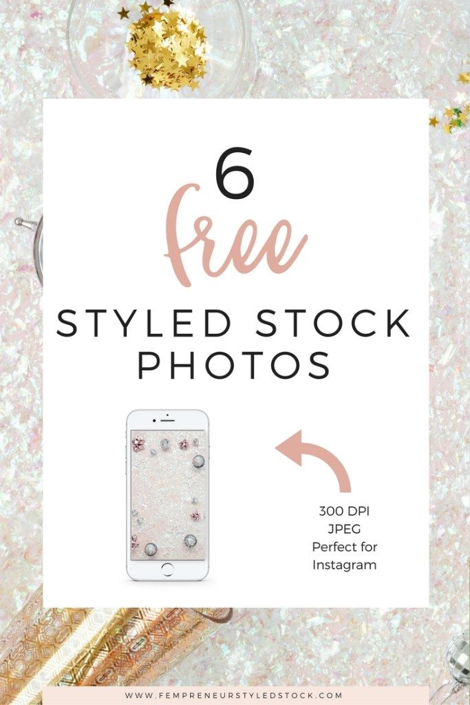 5 FREE Styled Stock Photos from Fempreneur Styled Stock on Creativemarket