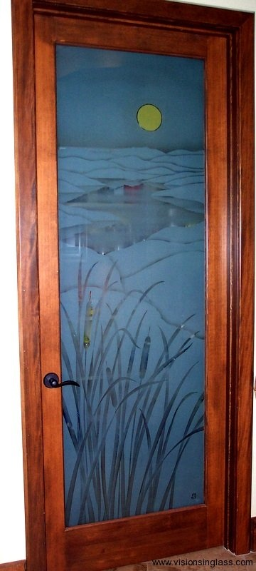37 Best Images About Etched Glass On Pinterest Bathroom
