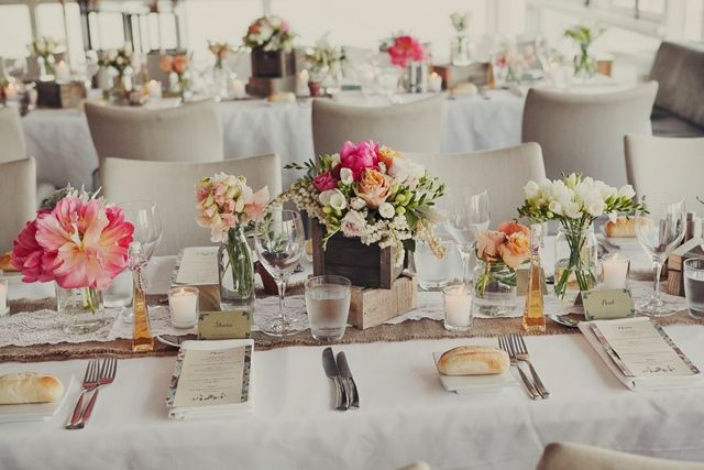 Table Styling - Touched by Angels