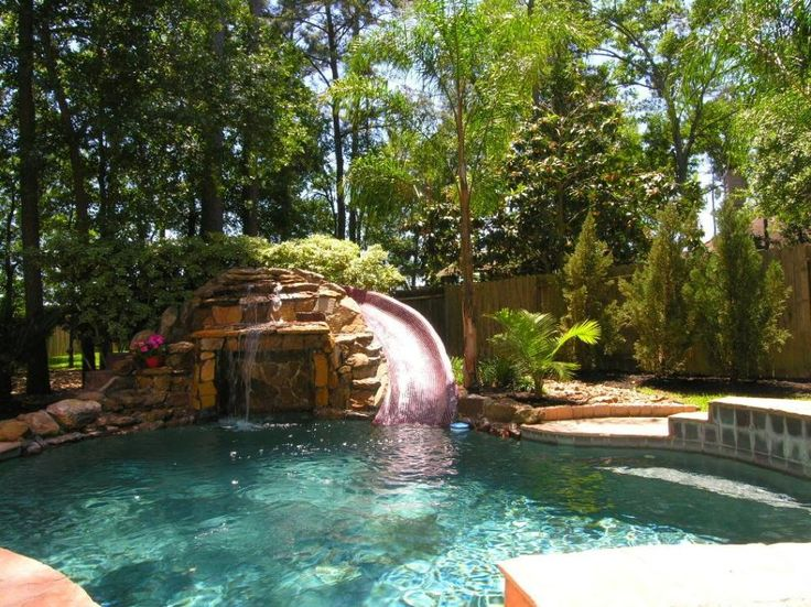 17 best images about swimming pool design ideas on for Rock pool designs
