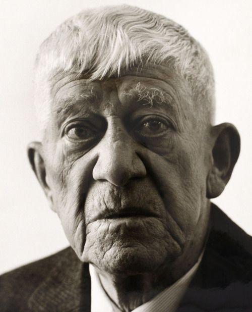 Oskar Kokoschka (1886-1980), nd -by Fritz Kempe