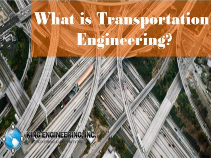 What is Transportation Engineering?