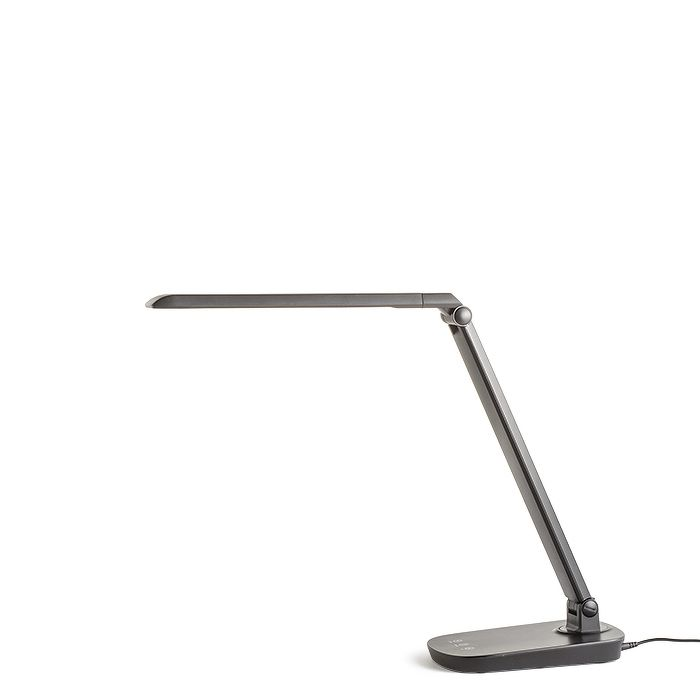 IBIS | rendl light studio | Table lamp equipped with a SMD LED suitable for a work environment. Dimmable by using a touch button at the base of the light. Has the possibility to be powered by a wall plug or via the USB port of a computer. #lamp #table #design #LED