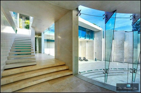 Iron Man House Interior. Tony Stark s House from  Iron Man Is up for Sale Square feet and