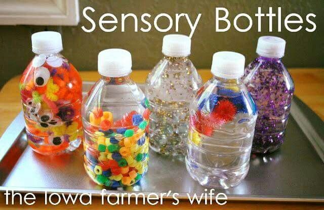 Bottiglie sensoriali